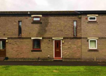 Thumbnail 2 bed terraced house for sale in Lochinvar Close, Longtown, Carlisle