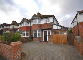 Thumbnail 3 bedroom semi-detached house to rent in Chiltern Drive, Berrylands, Surbiton