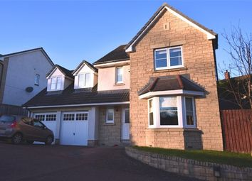 Thumbnail 4 bed detached house for sale in Cleeve Park, Perth