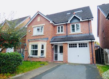Thumbnail 6 bedroom detached house for sale in Greenwood Place, Eccles, Manchester