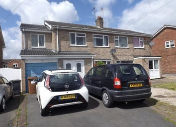 Thumbnail 4 bed semi-detached house for sale in Seaforth Drive, Hinckley, Leicester, Leicestershire
