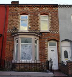 Thumbnail 4 bed terraced house for sale in Abbey Road, Anfield, Liverpool
