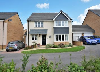 Thumbnail 4 bed detached house for sale in Pomarine Close, Bude