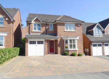 Thumbnail 4 bed detached house for sale in Gayton Road, Ilkeston, Derbyshire