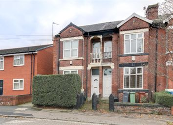 Thumbnail 3 bed end terrace house for sale in Gill Street, Moston, Manchester