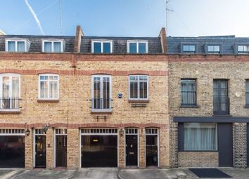 Thumbnail 3 bedroom mews house to rent in Thornton Place, London