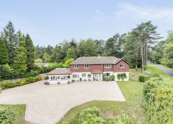 Thumbnail 5 bed detached house for sale in Kingswood Firs, Grayshott, Hindhead