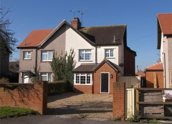 Thumbnail 3 bed semi-detached house for sale in Glebe Lane, Sonning On Thames, Berkshire