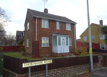 Thumbnail 2 bed end terrace house for sale in Thornham Road, Gillingham, Kent.