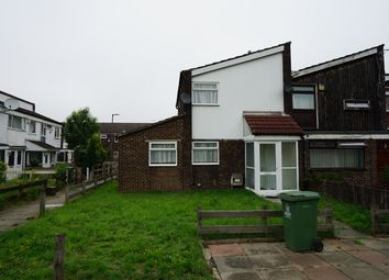 Thumbnail 2 bed end terrace house for sale in Dalberg Way Abbey Wood, London, Greater London