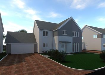 Thumbnail 4 bed detached house for sale in The Lawns, Mount Sandford Green, Barnstaple