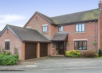 Thumbnail 4 bed detached house for sale in Bradshaw Drive, Holbrook, Belper