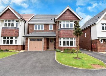 Thumbnail 4 bed detached house for sale in Rutherford Road, Aston Fields, Bromsgrove
