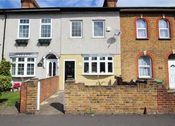 Thumbnail 3 bed terraced house for sale in Mill Road, Northumberland Heath, Kent