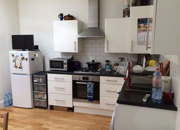 Thumbnail 2 bed flat to rent in Brunner Road, London