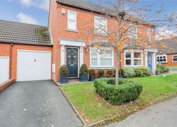 Thumbnail 2 bed semi-detached house for sale in Robinia Close, Leamington Spa, Warwickshire