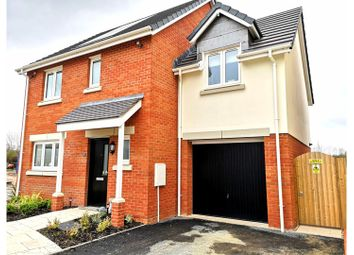 Thumbnail 3 bed detached house for sale in Osborne Gardens, Barnstaple