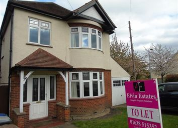 3 bed detached to let in Exning Road