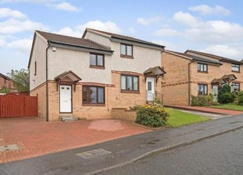 Thumbnail 2 bed semi-detached house for sale in Helmsdale Drive, Paisley, Renfrewshire, .