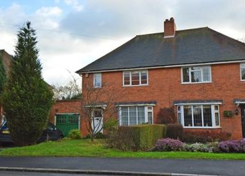 Thumbnail 3 bedroom semi-detached house to rent in Meadow Brook Road, Bournville, Birmingham