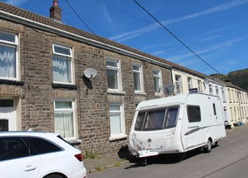 Thumbnail 4 bed terraced house for sale in Court Colman Street, Nantymoel