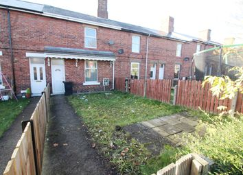 Thumbnail 3 bed terraced house to rent in Duncombe Terrace, Ferryhill