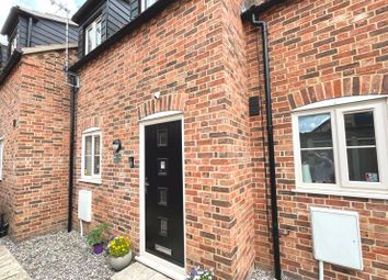 Thumbnail 2 bed terraced house for sale in Tramway, Baker Street, Gorleston, Great Yarmouth