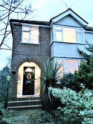 Thumbnail 3 bed semi-detached house for sale in Fornham Road, Bury St Edmunds