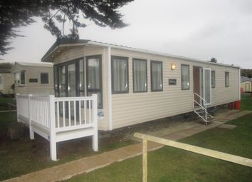Thumbnail 2 bed mobile/park home for sale in Preston Road, Preston, Weymouth