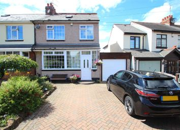 Thumbnail 4 bedroom semi-detached house for sale in Ebro Crescent, Binley, Coventry