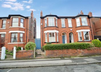 Thumbnail 3 bed semi-detached house for sale in Woodsmoor Lane, Woodsmoor, Stockport, Cheshire