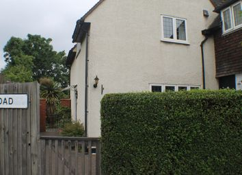 Thumbnail 3 bed end terrace house to rent in Well Hall Road, London