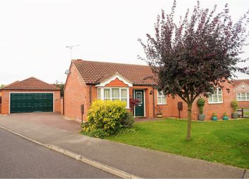 Thumbnail 3 bed detached bungalow for sale in Headland Way, Navenby
