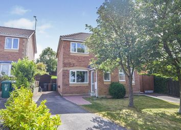Thumbnail 2 bed semi-detached house to rent in Speedwell Close, Woodville, Swadlincote