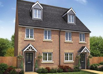 Thumbnail 3 bed town house for sale in 114, Synders Way, Lawley, Telford