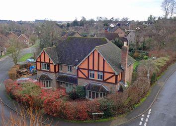 Thumbnail 4 bedroom detached house for sale in Melton Grange Road, Melton, Woodbridge