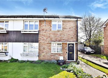 Thumbnail 2 bedroom maisonette for sale in Harbex Close, Bexley, Kent