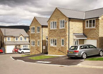 Thumbnail 4 bed mews house for sale in Paradise Street, Hadfield, Glossop
