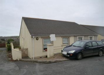 Thumbnail 2 bed bungalow to rent in Connaught Place, Pembroke Dock, Pembrokeshire