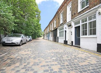 Thumbnail 1 bed flat to rent in Hansard Mews, London