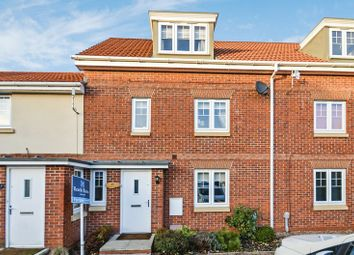 Thumbnail 3 bed terraced house for sale in 25 Woodheys Park, Kingswood, Hull