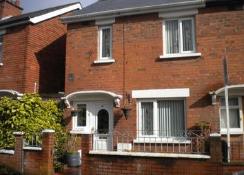 Thumbnail 2 bedroom end terrace house to rent in Florida Drive, Ravenhill, Belfast