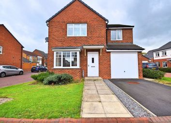 Thumbnail 4 bed detached house for sale in Battle View, Blaydon-On-Tyne