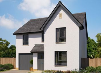 """Thumbnail 4 bed detached house for sale in """"Dunbar"""" at Frogston Road East, Edinburgh"""