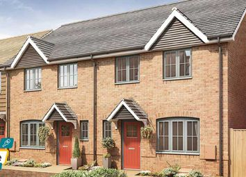 Thumbnail 3 bedroom terraced house for sale in St Leger Way, Riseley