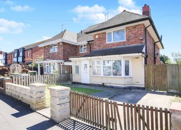 Thumbnail 4 bed semi-detached house for sale in Fourth Avenue, Wolverhampton