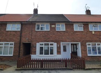 Thumbnail 3 bedroom terraced house for sale in Milford Grove, Greatfield, Hull