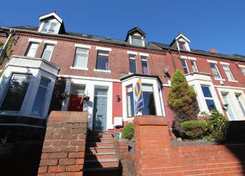 Thumbnail 6 bed terraced house for sale in Windsor Road, Barry