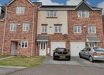 Thumbnail 3 bed terraced house for sale in Staunton Park, Kingswood, Hull