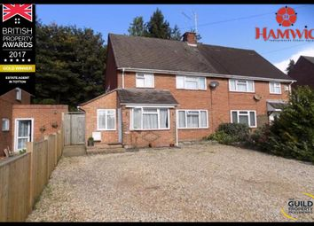Thumbnail 3 bed semi-detached house for sale in Ipley Way, Southampton